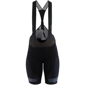 Craft Hale Glow Bib Shorts Women black